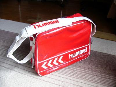 hummelショルダーバッグ