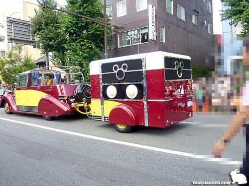 mickey Car02